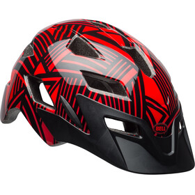 Bell Sidetrack Y MIPS Youth Helmet red/black seeker
